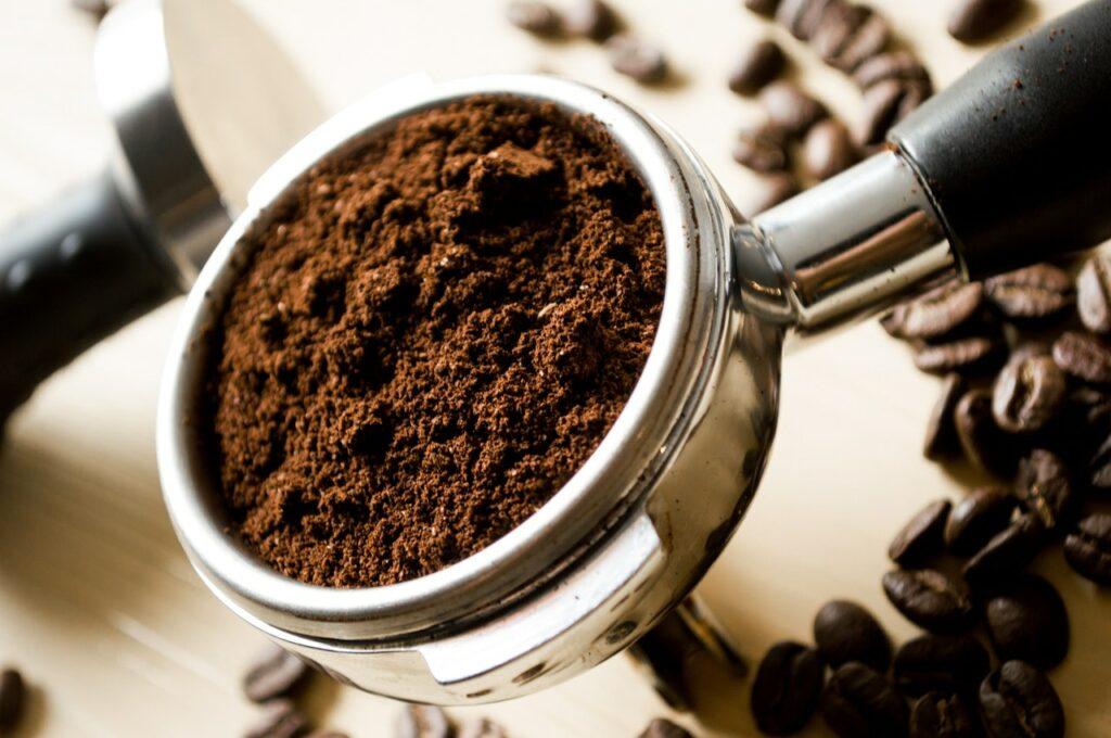 Vanilla ice cream may contain coffee grounds mixed to imitate real vanilla