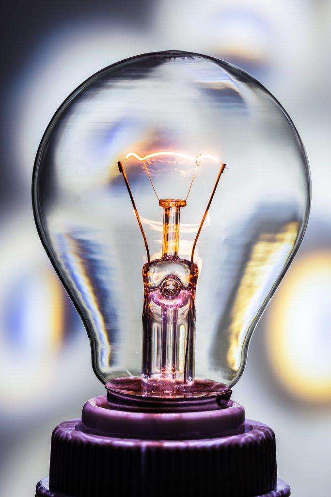 Die Erfindung von Eis - fast so weltbewegend, wie die Erfindung der Glühbirne ;)